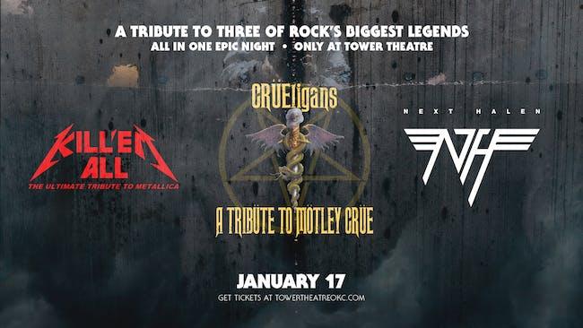 CRÜEligans: Motley Crüe Tribute