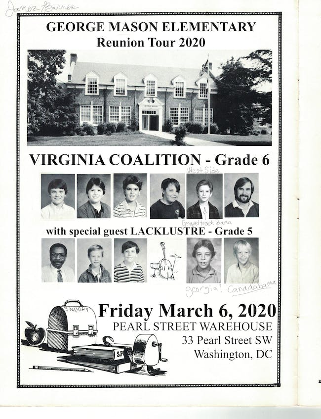 Virginia Coalition w/Lacklustre