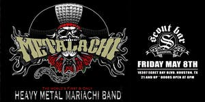 Metalachi - show has been rescheduled for Friday October 23, 2020