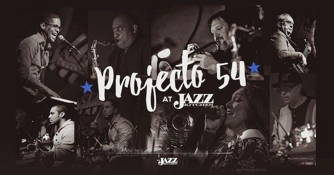 Proyecto 54 Salsa Band