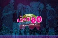 Live 80 - The Ultimate 80s Tribute!