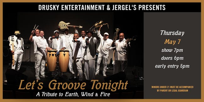 Let's Groove Tonight - A Tribute to Earth, Wind, & Fire