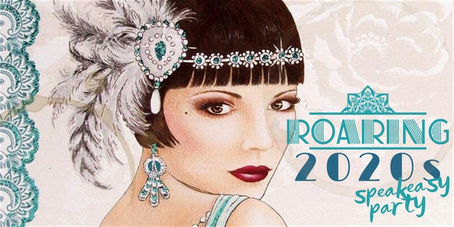 Roaring 20s Speakeasy Party with Drew Nugent