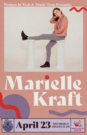Marielle Kraft {RESCHEDULED FROM 4/23}