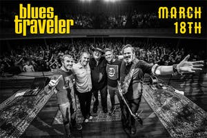 NEW DATE: Blues Traveler