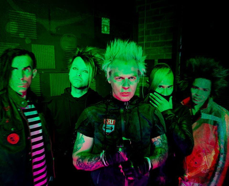 Powerman5000 w/ Heartsick Heroine, Killing Creation, Luciferin