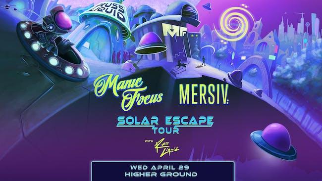 Manic Focus + Mersiv