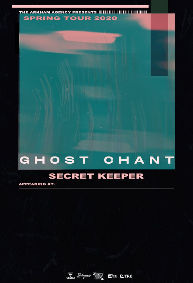 Ghost Chant / Secret Keeper
