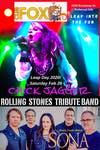 CHICK JAGGER - Rolling Stones Tribute Band and SONA