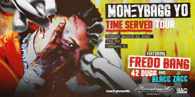 "Moneybagg Yo  - ""Time Served Tour"""