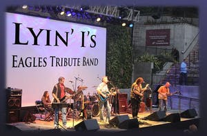 LYIN' I's - The Bay Area's Premier Eagles Tribute Band w/The Refugees