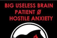 Big Usless Brain, Patient 0, Hostile Anxiety at the Ridglea Lounge