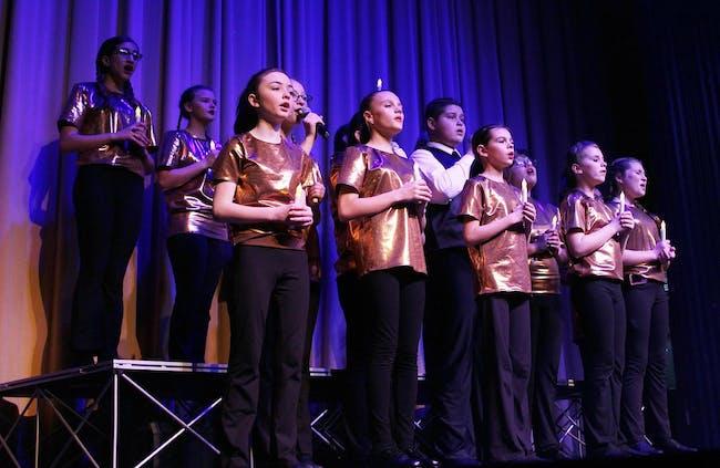 Musical Theatre Ensemble & Triple Threat Spring Show