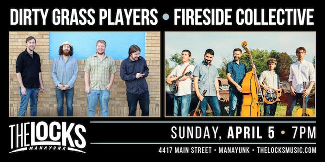 Dirty Grass Players and Fireside Collective co-bill