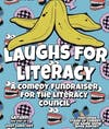 Laughs for Literacy: A Fundraiser To Support The Literacy Council