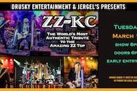 ZZ-KC - A Tribute to ZZ Top