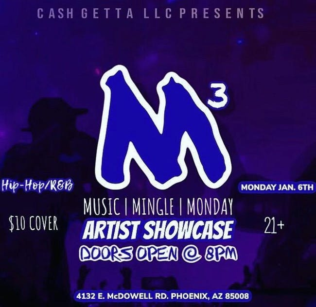 Music Mingle Mondays
