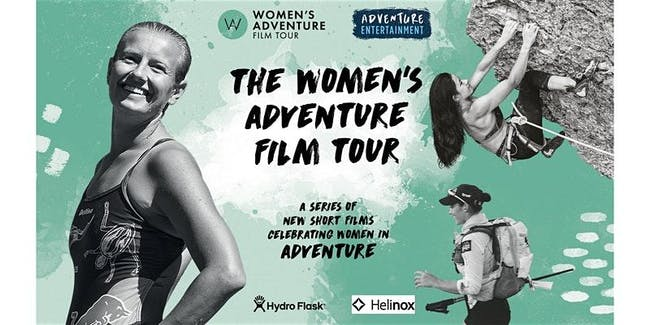 Women's Adventure Film Tour - Jackson, WY