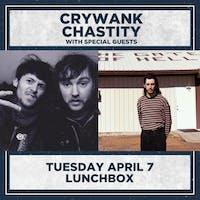 CRYWANK / CHASTITY