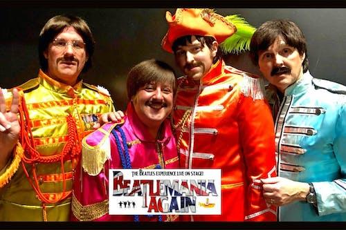 Beatlemania Again