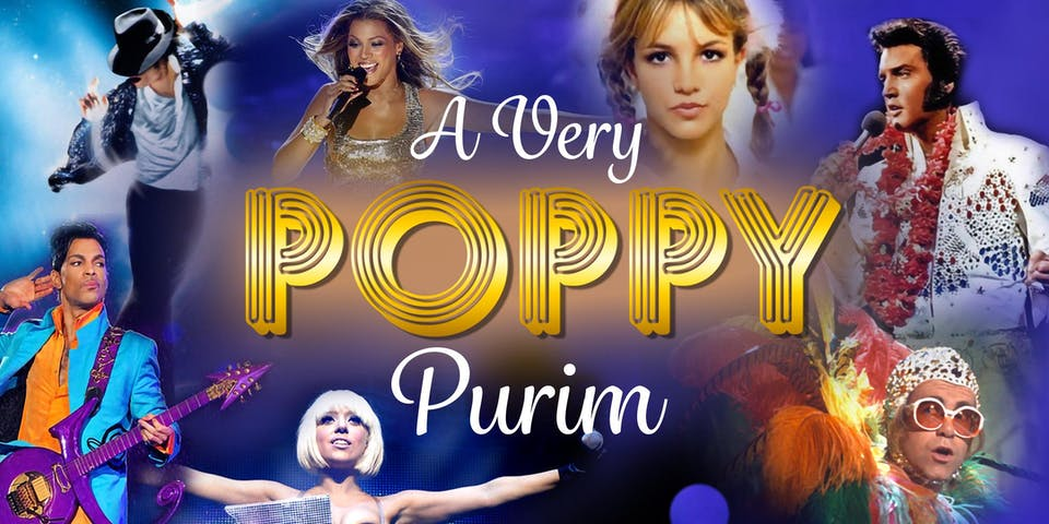 A Very Poppy Purim