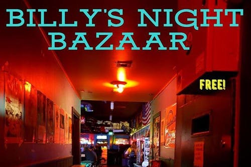 Billy's Night Bazaar