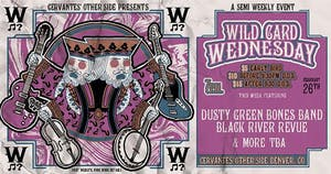 Dusty Green Bones Band & Black River Revue w/ Special Guests