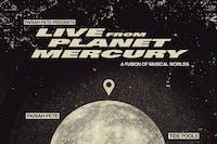 Pariah Pete: Live from Planet Mercury