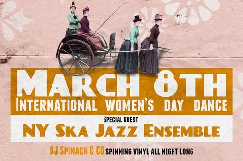 International Women's Day Dance