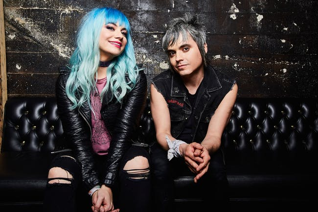 """The Dollyrots """"Make Me Hot"""" Tour"""