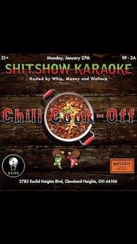 Shitshow Karaoke : Chili Cook Off Edition