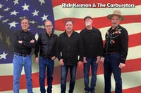 Rick Kosman & The Carburetors with Walton-Munroe