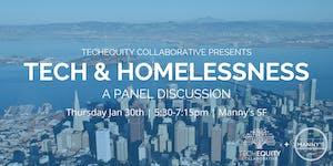 Tech & Homelessness