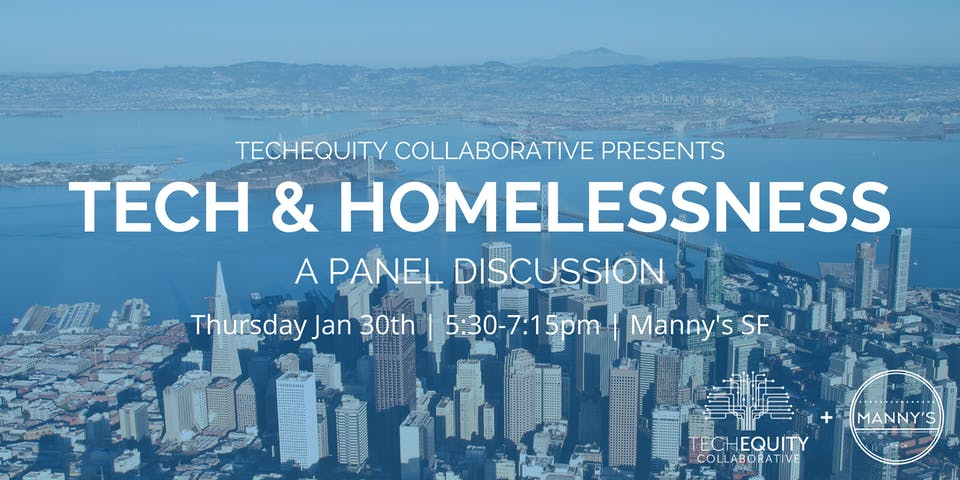 Tech & Homelessness