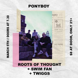 Roots of Thought with Twiggs and Swim Fan