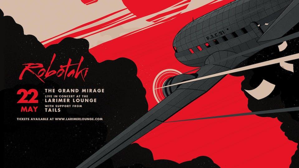 Robotaki: The Grand Mirage - Denver