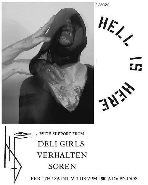 Hide w/ Deli Girls , Verhalten, and Soren