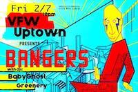 Bangers  - with DJs Baby Ghost, Greenery, Bob Marino