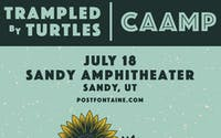 Trampled By Turtles & Caamp