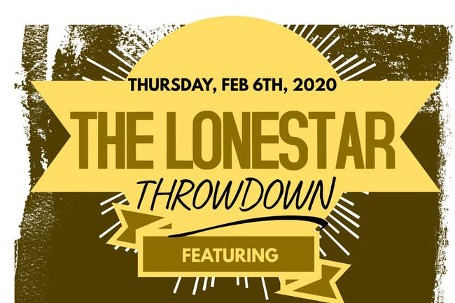 THE LONESTAR THROWDOWN