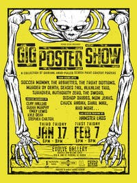 GIG POSTER SHOW