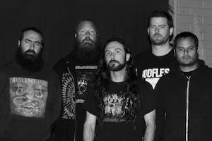 CAVE BASTARD, Oh Cult, Garth Algar, New Skeletal Faces, Blood Ponies