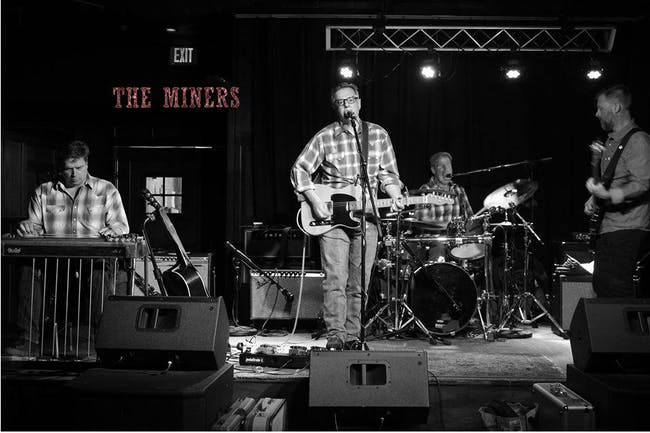 6th Annual Benefit for Living Beyond Breast Cancer featuring The Miners