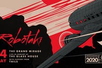 Robotaki: The Grand Mirage Tour