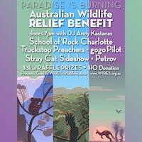 AUSTRALIAN WILDLIFE RELIEF BENEFIT