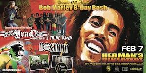 19th Annual Bob Marley B-Day Bash - feat. YVAD (former Wailers lead singer)