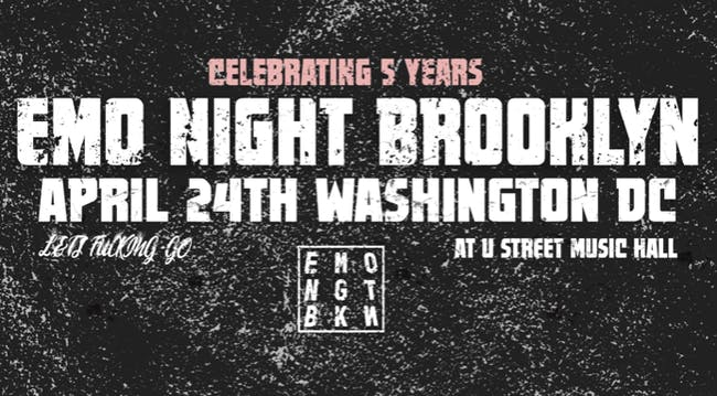 Emo Night Brooklyn (POSTPONED)