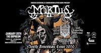 Mortiis w/ Tomb and Gulf Blvd at the Orpheum