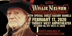 Willie Nelson & Family at The Key West Amphitheater