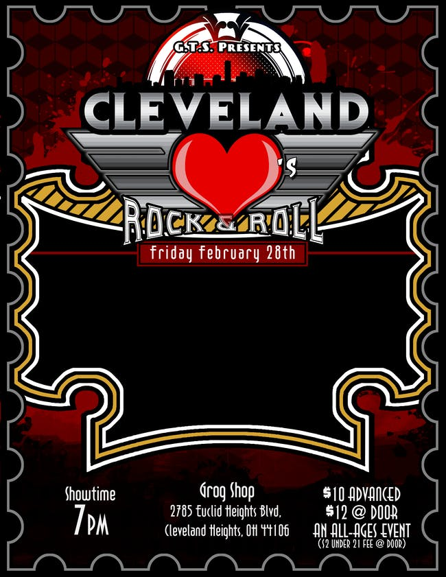 Cleveland Loves Rock & Roll  ft. Elephant In the Room / Subtle Q